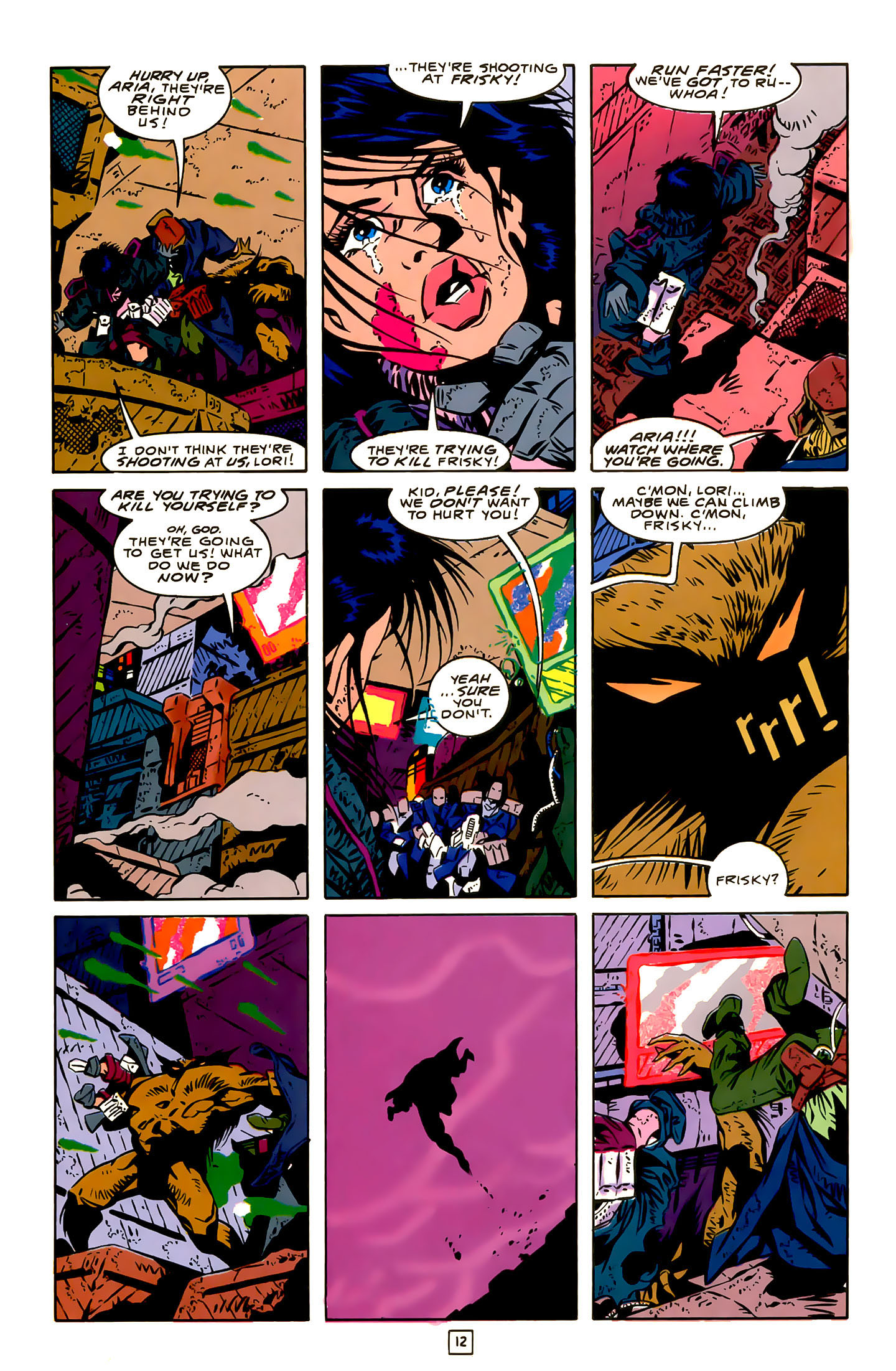 Legion of Super-Heroes (1989) 22 Page 12