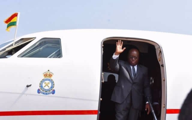 President Akufo-Addo Attends 53rd Ecowas Summit In Togo