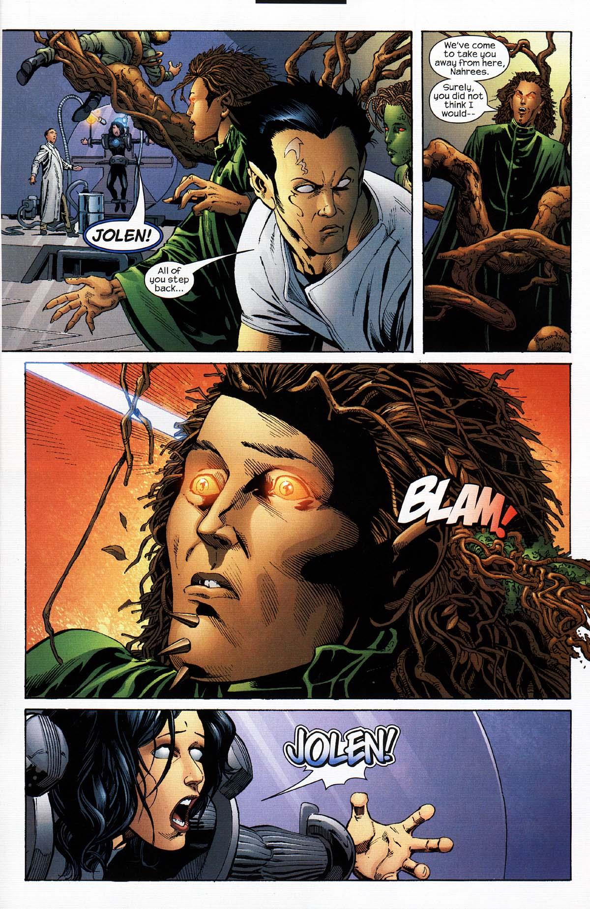 Inhumans (2003) 11 Page 22