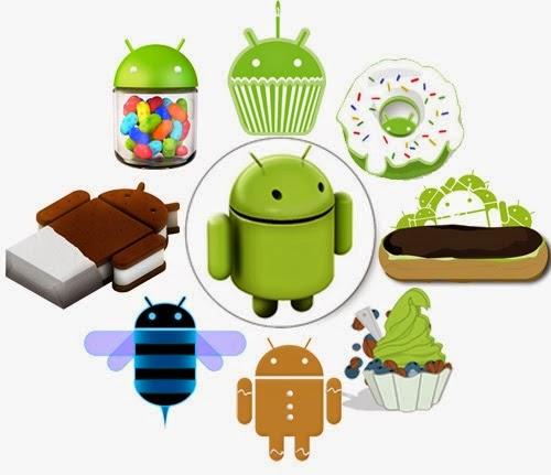 Cara Upgrade OS Android ke Versi Lebih Baru