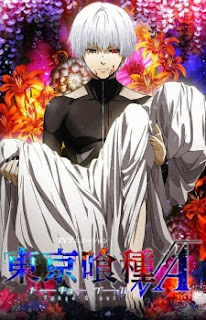 Tokyo Ghoul SS2- Tokyo Ghoul √A   Tokyo Ghoul 2nd Season   Tokyo Ghoul Second Season