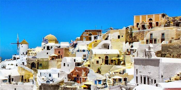 Santorini: cosa visitare in sette giorni