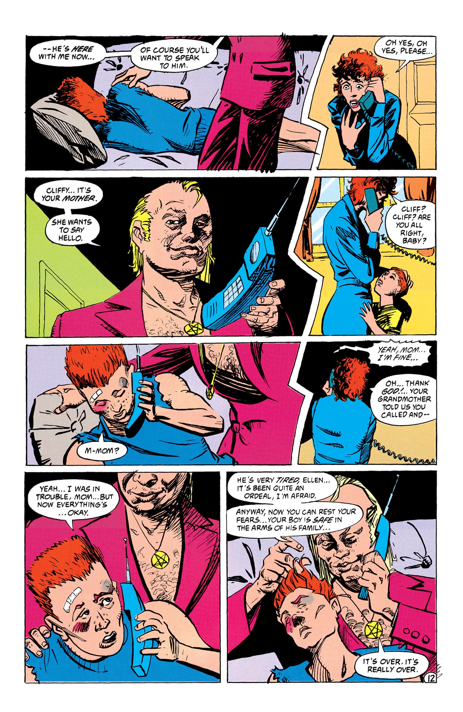 Read online Animal Man (1988) comic -  Issue #42 - 13