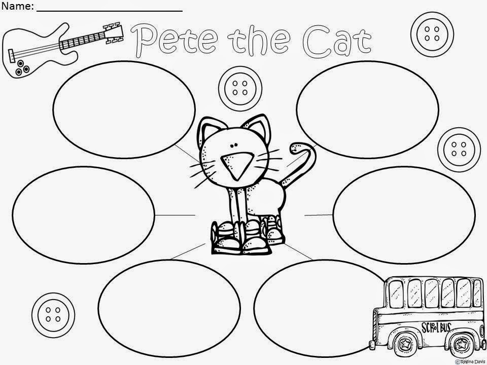 Fairy Tales And Fiction By 2: Pete The Cat Is Where It's At!