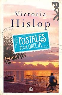 Postales desde Grecia- Victoria Hislop