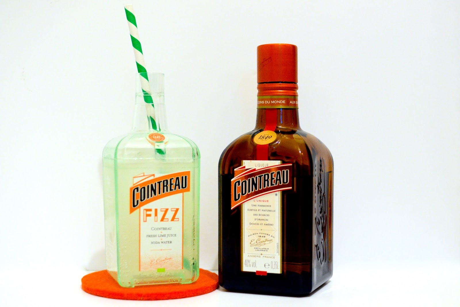 The cointreau cocktail maker pink julep for Cointreau mixed drinks
