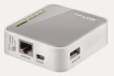 Harga Router Wifi Tp-Link Support Colok Modem 3G/EVDO