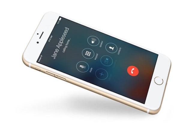 تعيين هاتف iPhone للرد على المكالمات عبر مكبر الصوت speaker تلقائيًّا