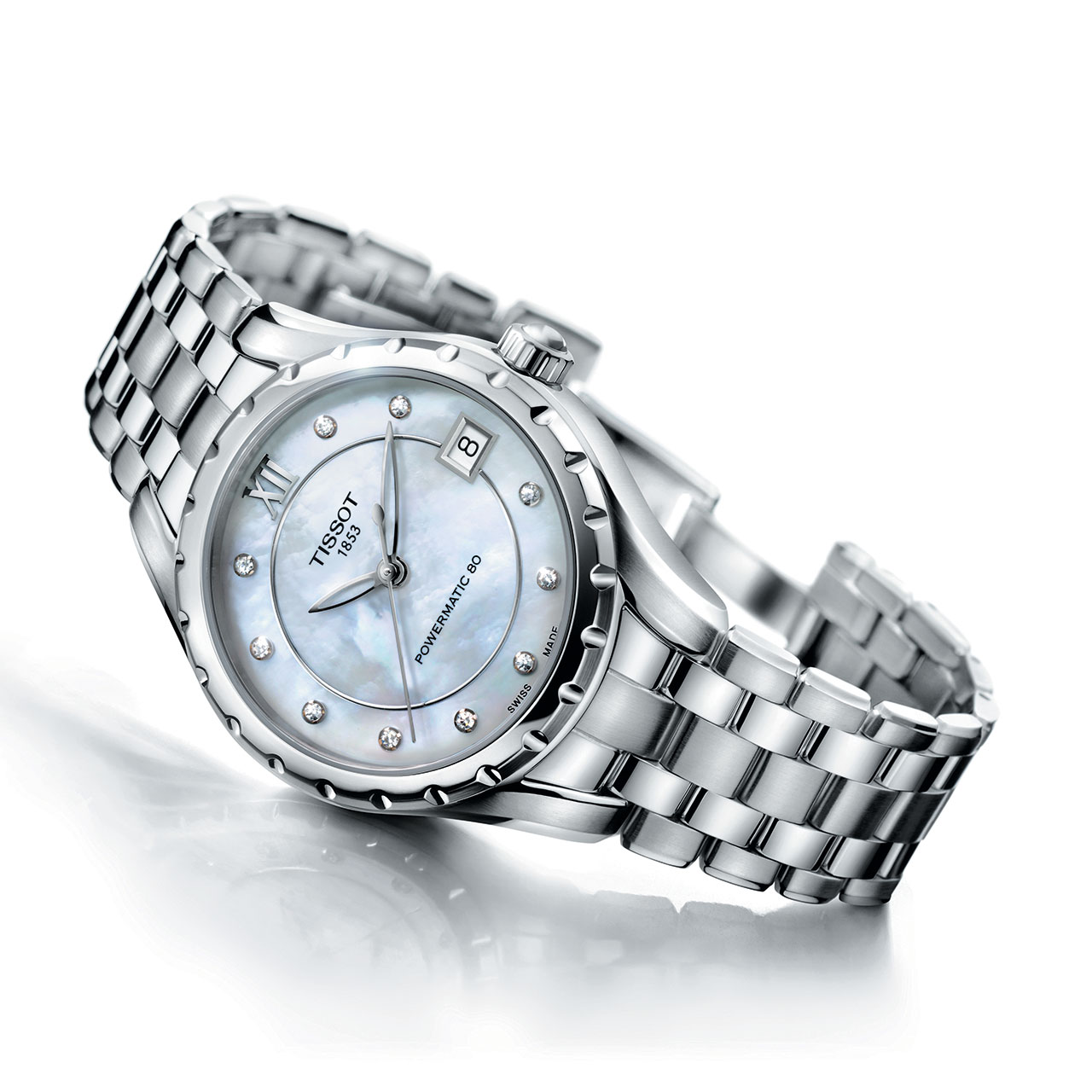 Tissot Lady Collection Mechanical Watch