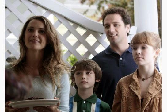 Familia americana The Americans