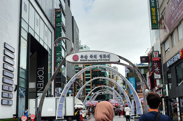 KOREA BUSAN BIFF CURITAN AQALILI