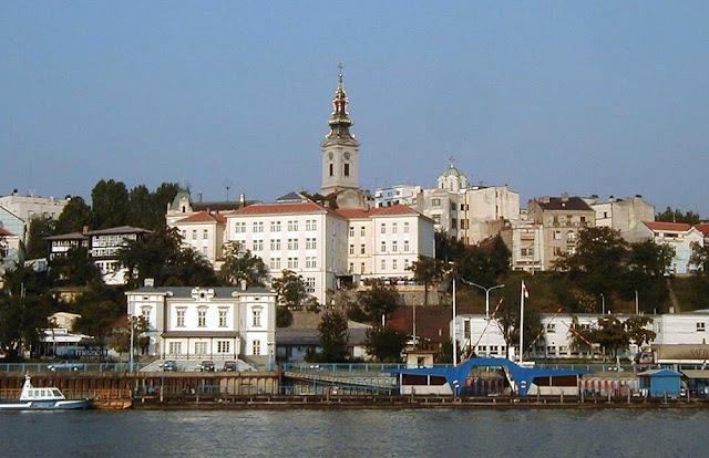 Fotos de Belgrado - Sérvia