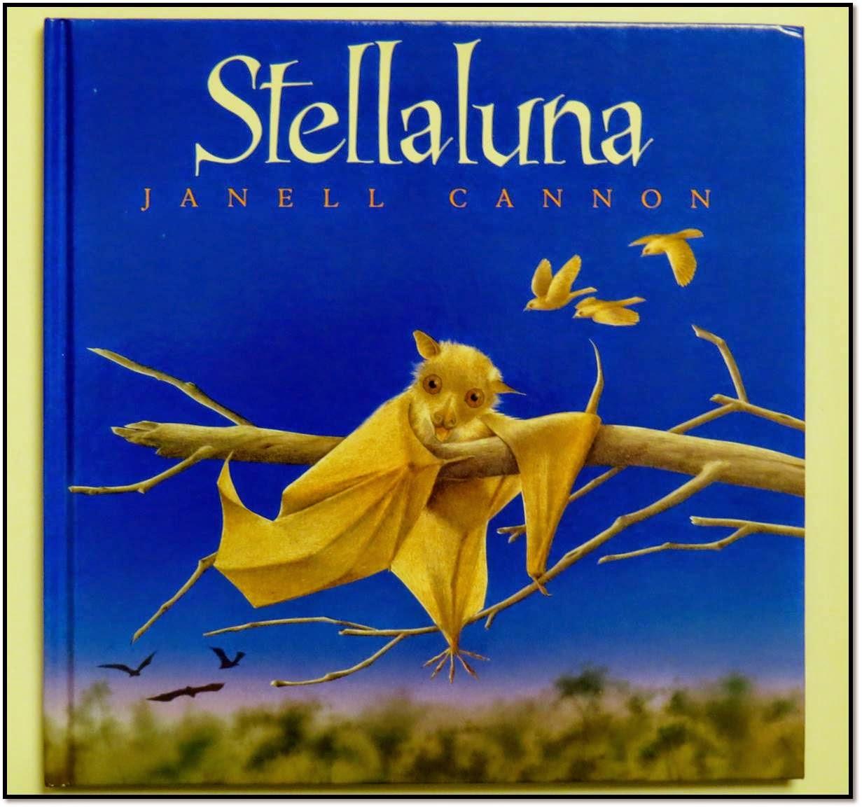 https://www.amazon.com/Stellaluna-Janell-Cannon/dp/0152802177/ref=sr_1_1?ie=UTF8&qid=1483852056&sr=8-1&keywords=stellaluna+book