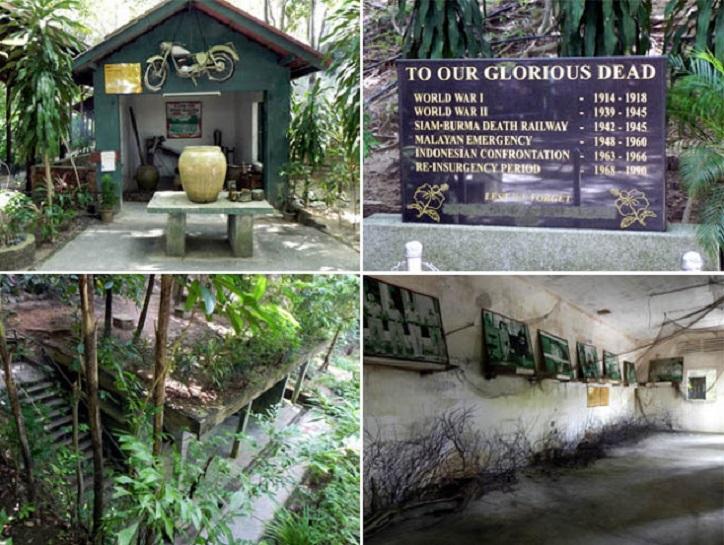 Tugasan Sejarah PT3 2016: Struktur Binaan Muzium Perang, Pulau Pinang