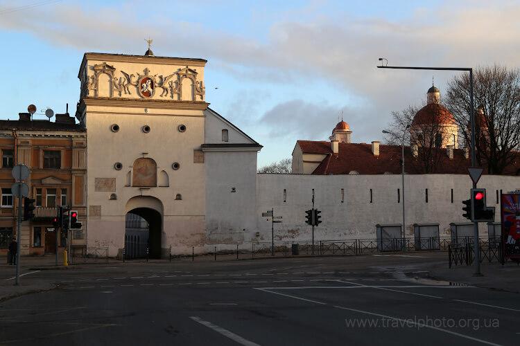 Врата Зари Вильнюс