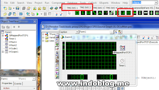 Membuat Traffic Digital Download / Upload