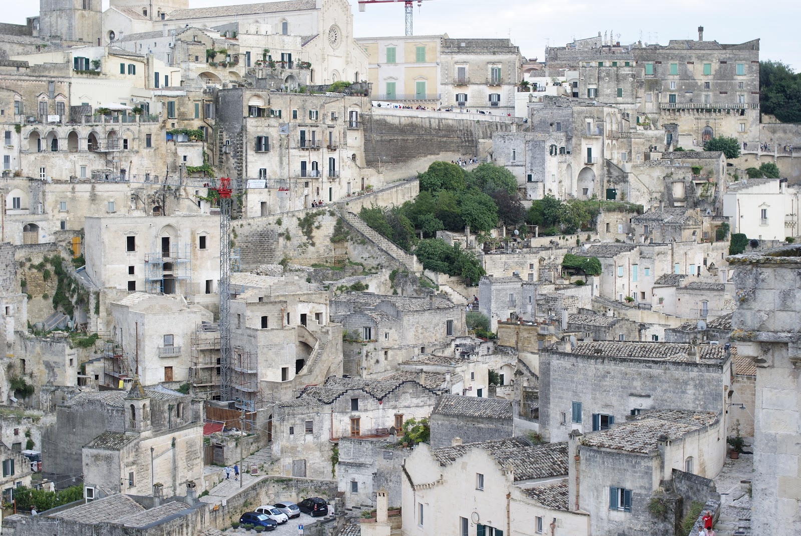 View of Matera on Fashion and Cookies fashion blog, fashion blogger style
