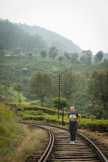 Trek in Haputale, Sri Lanka