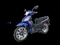 Motor Malaysia SYM E Bonus 110 2018 Bermula Dengan Harga RM3,768 Sahaja 110cc