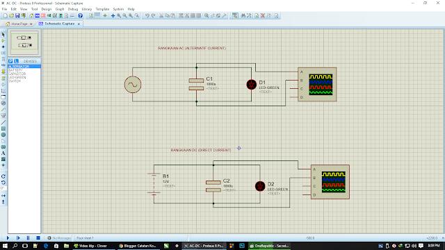 Proteus : Aplikasi Simulasi Rangkaian dan Desain PCB