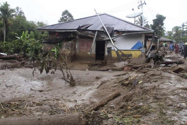 Ratusan Warga Terdampak Banjir, BPBD Agam Imbau Waspada