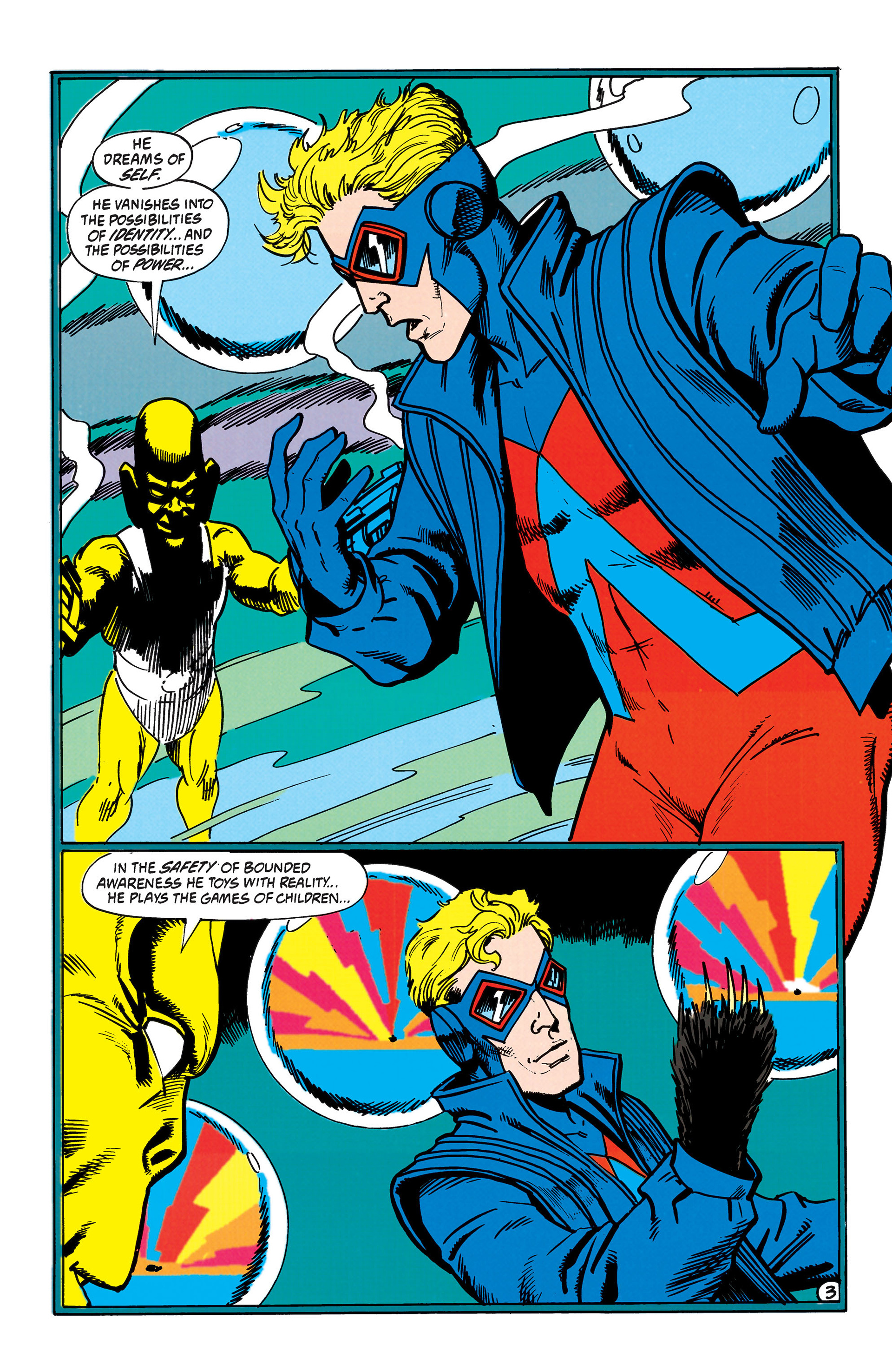 Read online Animal Man (1988) comic -  Issue #43 - 4