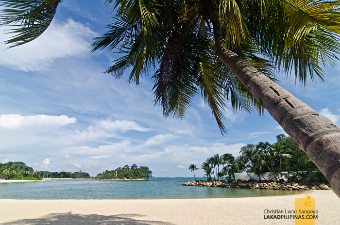 Sentosa Palawan Beach Singapore
