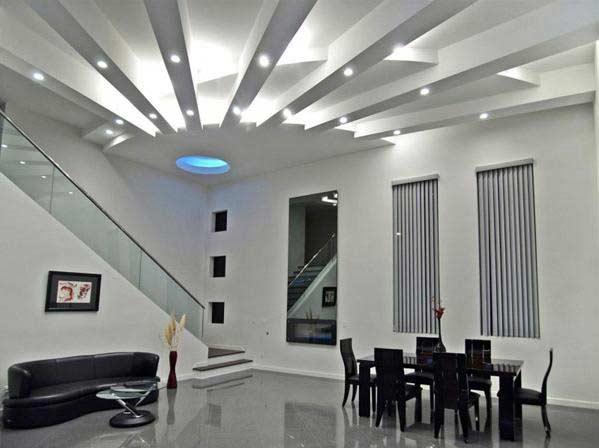 Plaster Of Paris Ceiling Designs, Pop Ceiling Designs For Living Room