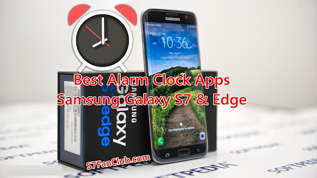 Download 5 Beautiful & Best Galaxy S10 Alarm Clock Apps