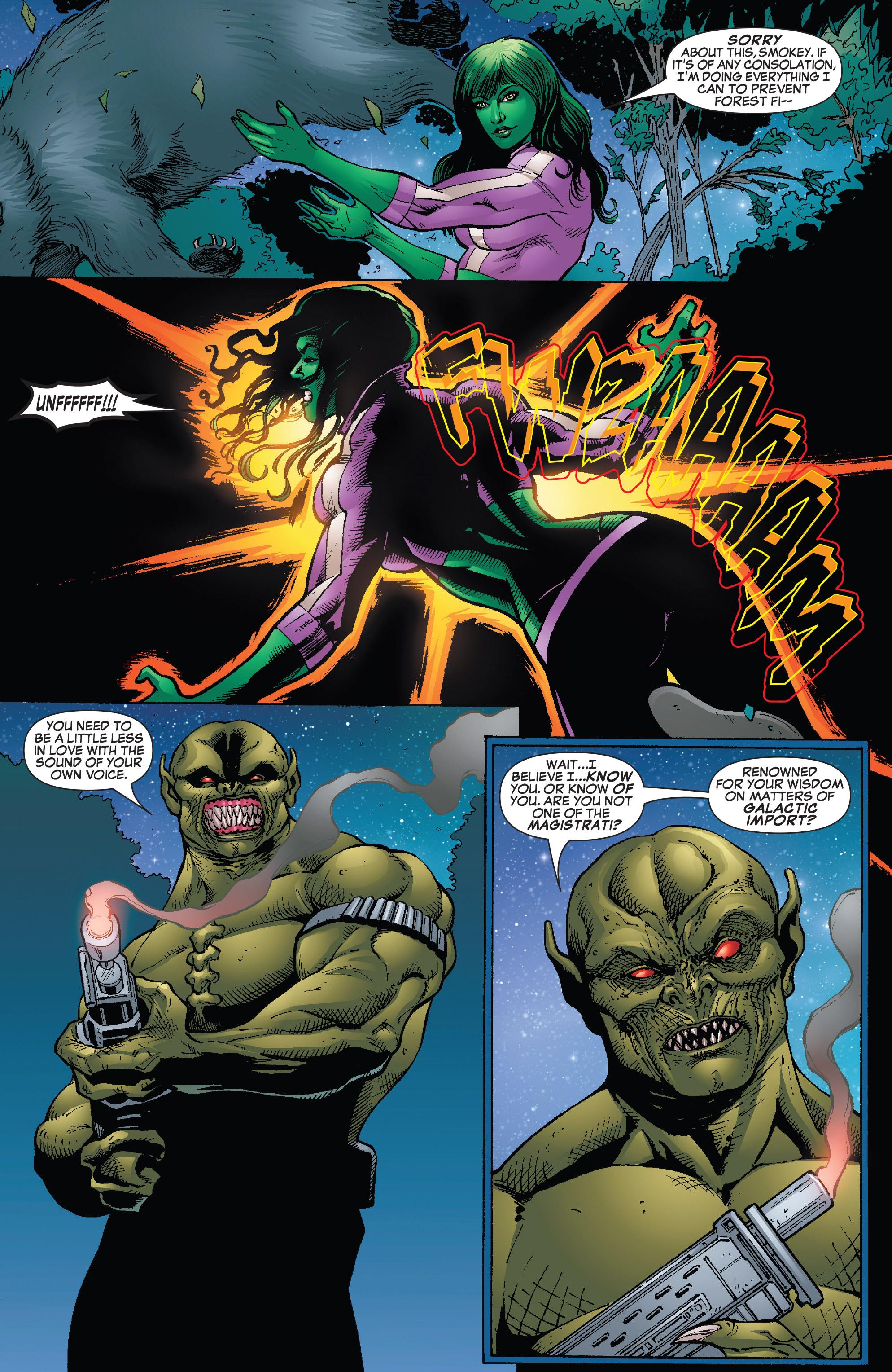 Read online She-Hulk (2005) comic -  Issue #26 - 5