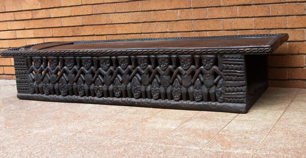 African Wood Carved Furniture 15