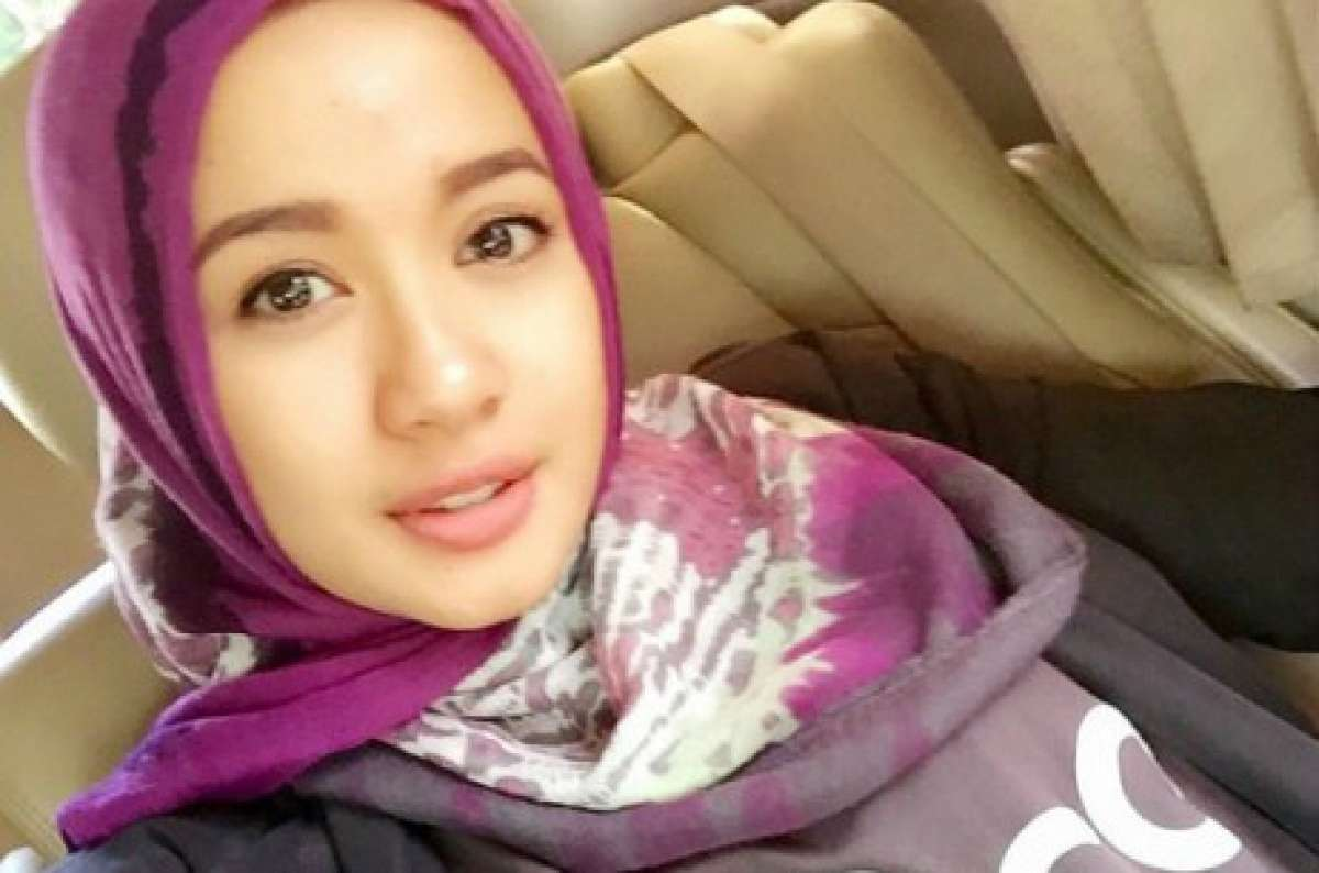 tutorial hijab ala wanita timur tengah