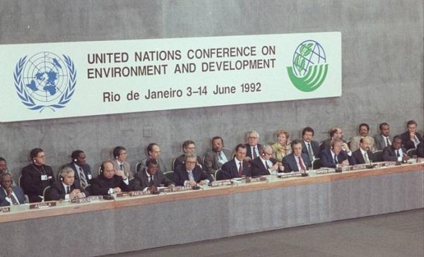 Autossustentável: Rio 92