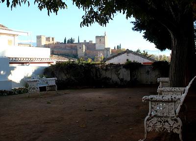 Casa museo del pintor Max Moreau en el Albaicín