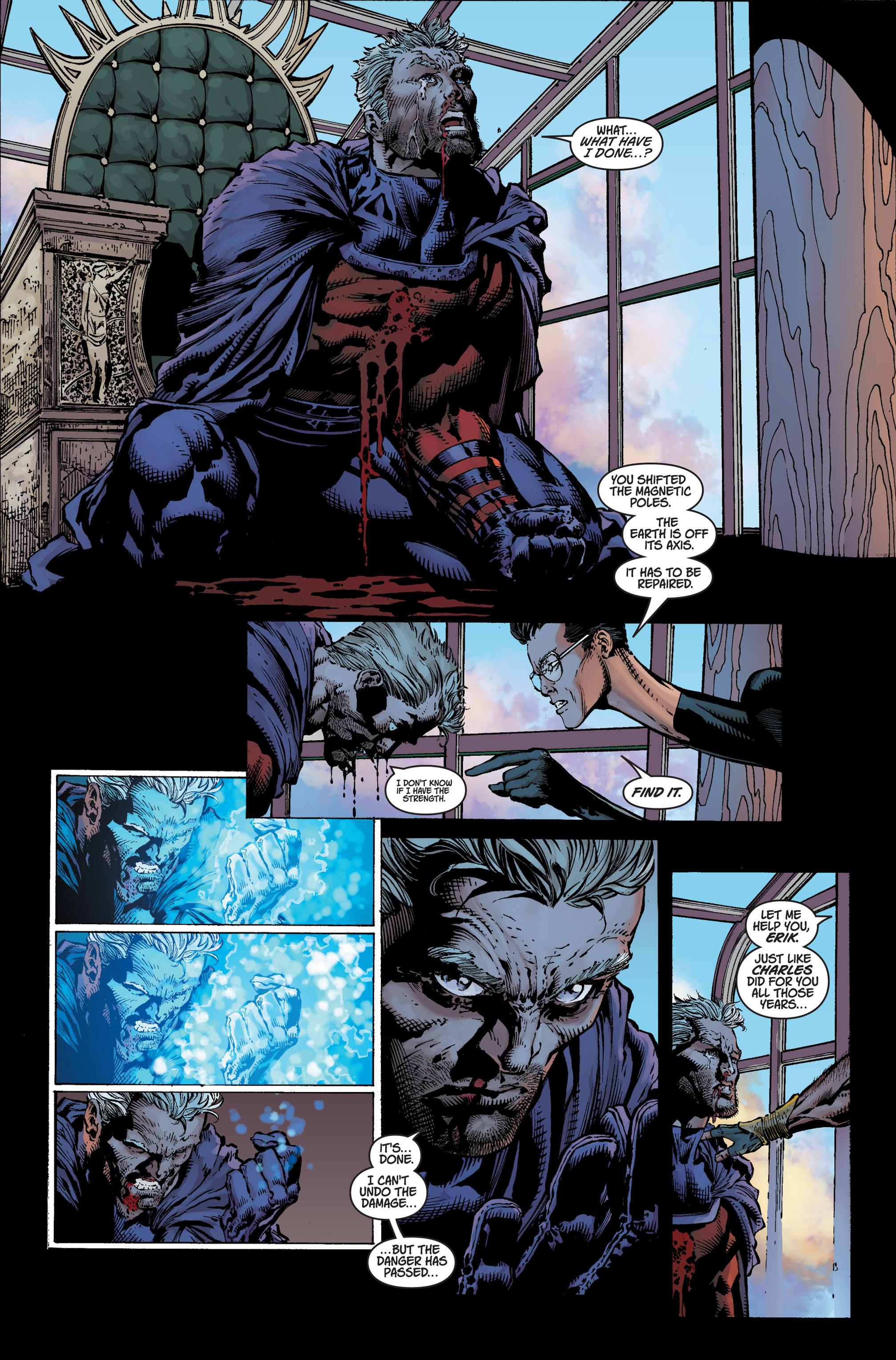 Read online Ultimatum comic -  Issue # _TPB - 106