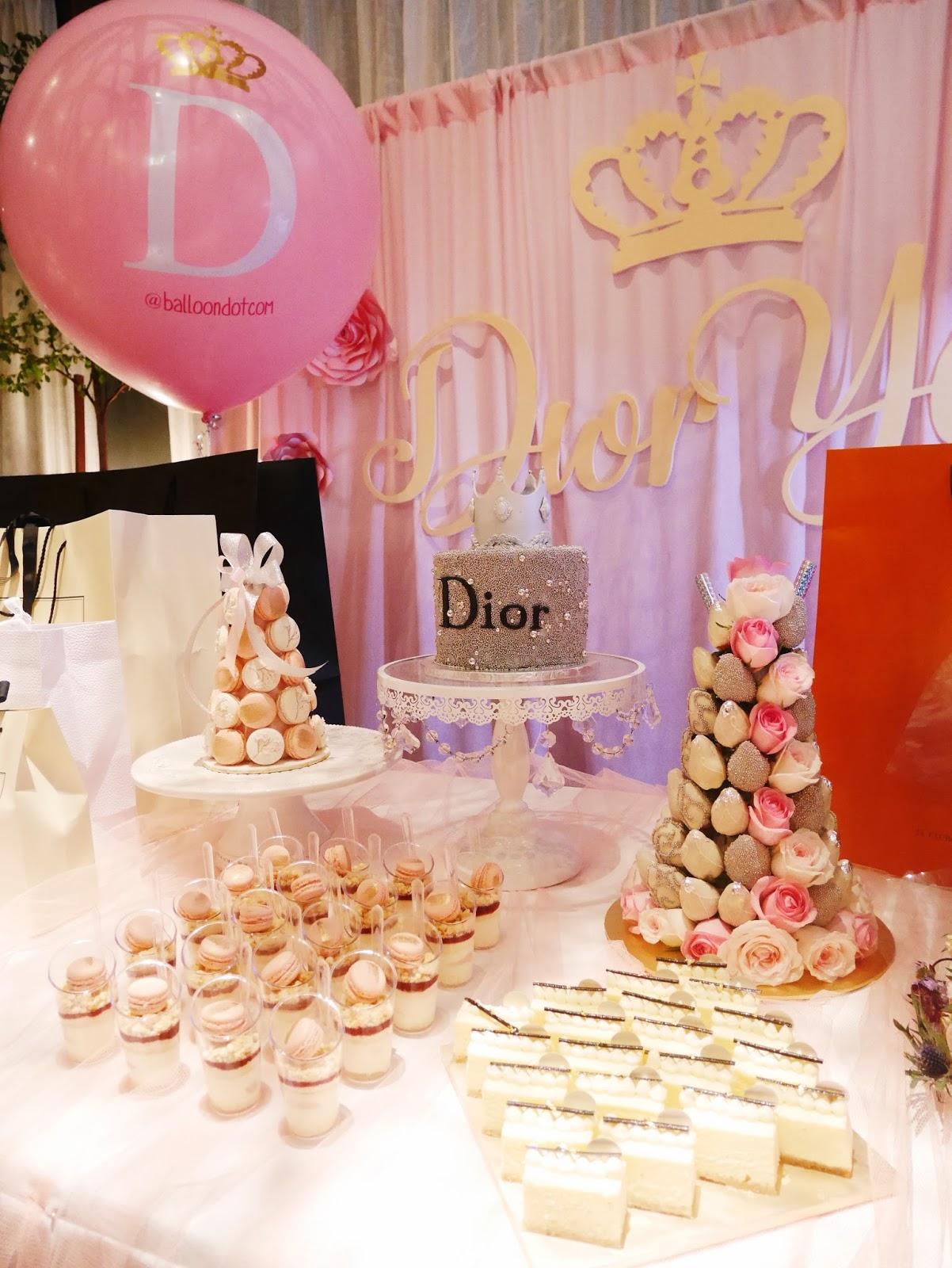 Dioryaw Dior Yaw 25th Birthday Party
