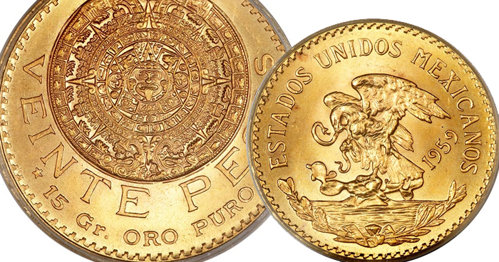 You Can Buy 20 Peso Gold Coins from Mexico - Money Metals