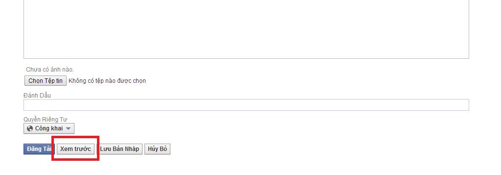 Cách viết chữ to đậm trên Facebook