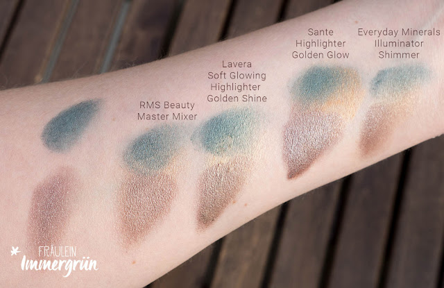 Swatches RMS Beauty Master Mixer
