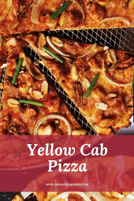 Yellow Cab pizza delivery