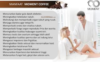 list manfaat moment coffee untuk stamina