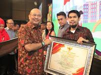 Wali Kota Medan Beri Penghargaan 200 Pelaku Usaha