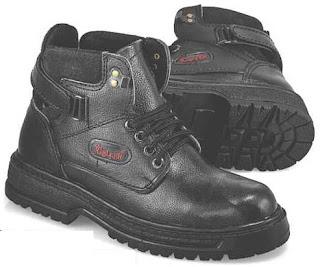 Sepatu Semi Boot GOLFER Original 2109