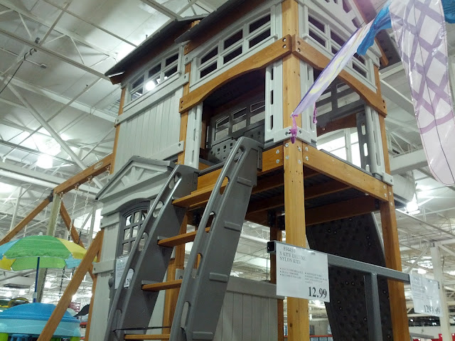 Being Costco I M Guessing That They Fully Vetted This Vendor And Ll Stand Behind It So If You Are In The Market For A Playset Can With