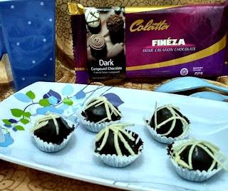 Colatta Fineza Bola Tape Cokelat Keju