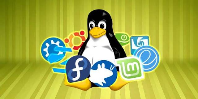 distribuição Linux