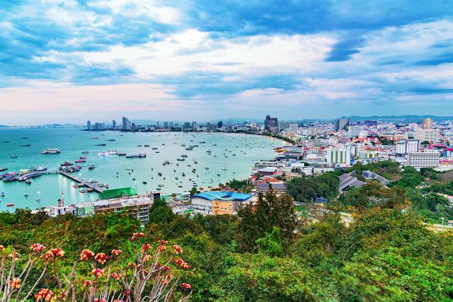 泰国海岛推荐 pattaya