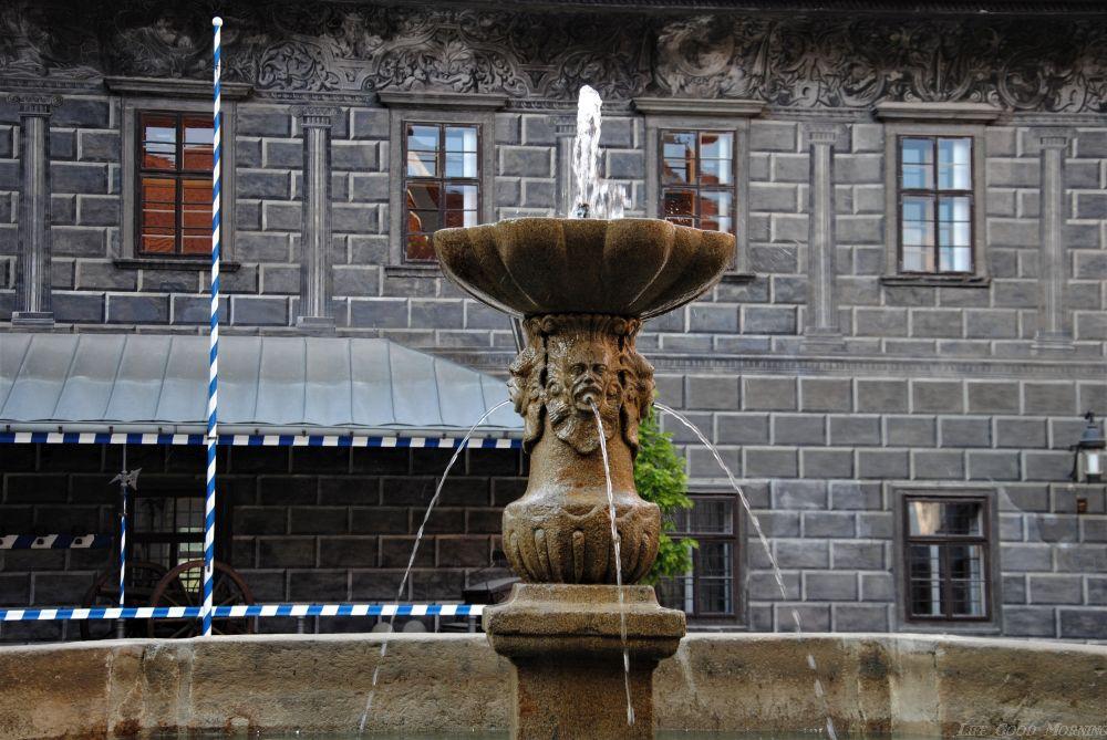 Czeski Krumlov, ponieważ Praga to nie wszystko.