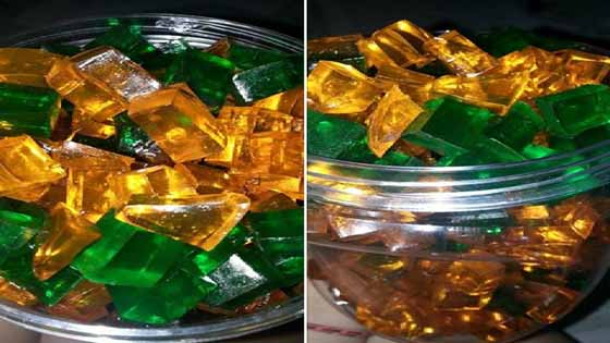Resep Membuat Permen Jelly Kristal dari Agar Agar,Cemilan Favorit Anak-anak di Rumah.