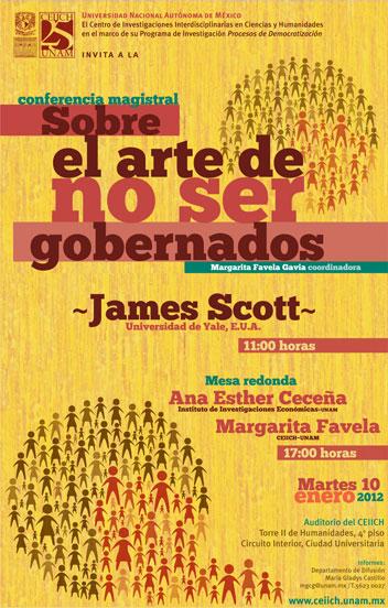 Evento Sobre El Arte De No Ser Gobernados Larry Montenegro Baena